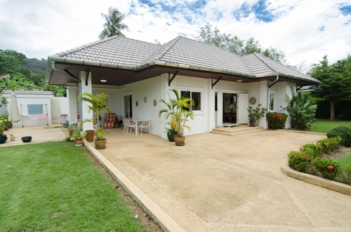 泰国普吉普隆婵别墅