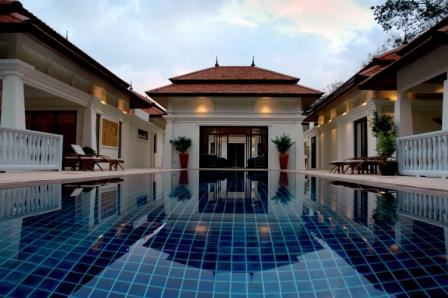 See Beautiful Family Pool Villas - SOLD details