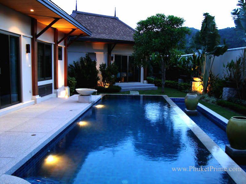 See Spacious 3 Bedroom Naiharn Pool Villa details