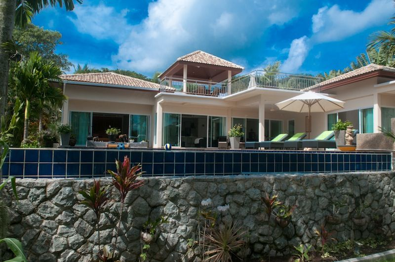 See Superb 5 Bedroom Chalong Pool Villa - 1136 details