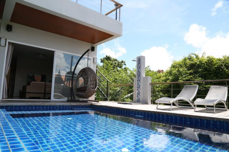 See 5 Bedroom Sea View Pool Villa details