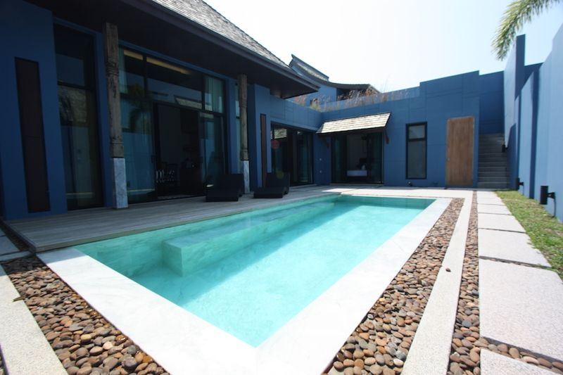 See Romantic  2-bed Pool Villa details