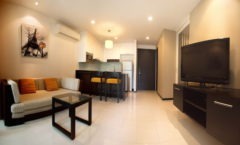 See Affordable 1-Bedroom Condominium, Kamala - 23015a  details