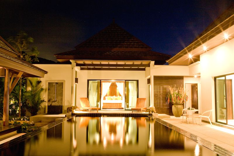 See Balinese-Style 3-Bedroom Pool Villa, Cherngtalay - 1237 details