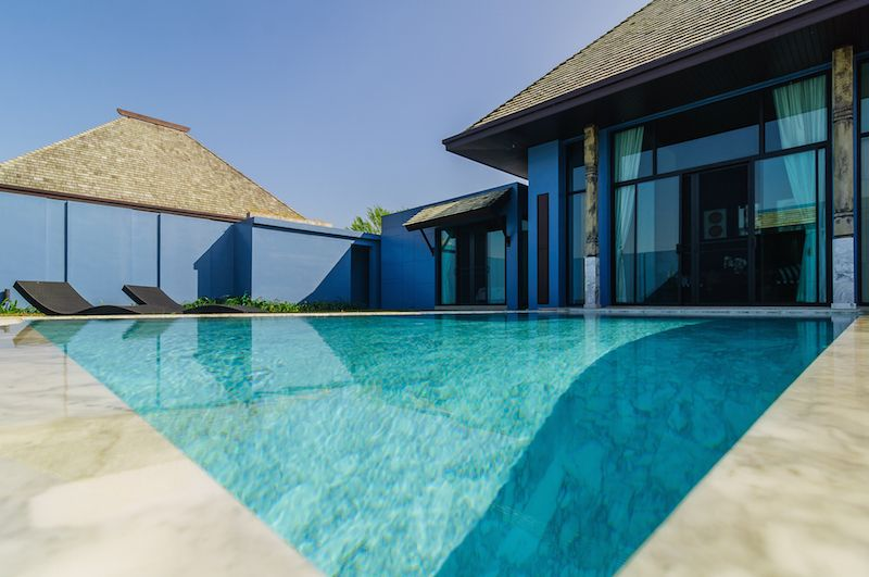 See Desirable 3-Bedroom Pool Villa details