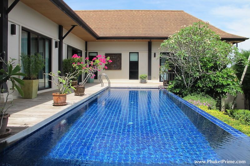 See Modern 5 Bedroom Pool Villa - 1350LR details