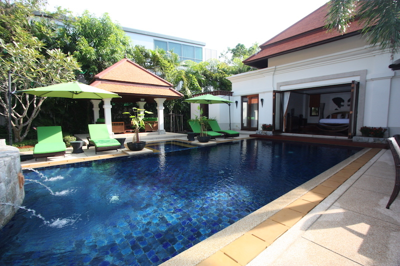 See Contemporary 4 Bed Pool Villa details