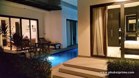 See Stylish Modern 2-Bedroom Pool Villa - 1516 Seastone details