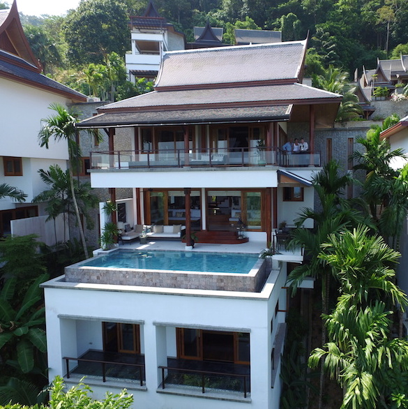 See Majestic Sea View 3 Bed Villa details