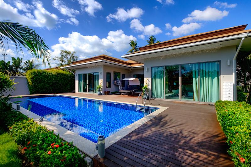 See Super 3 Bed Pool Villa details