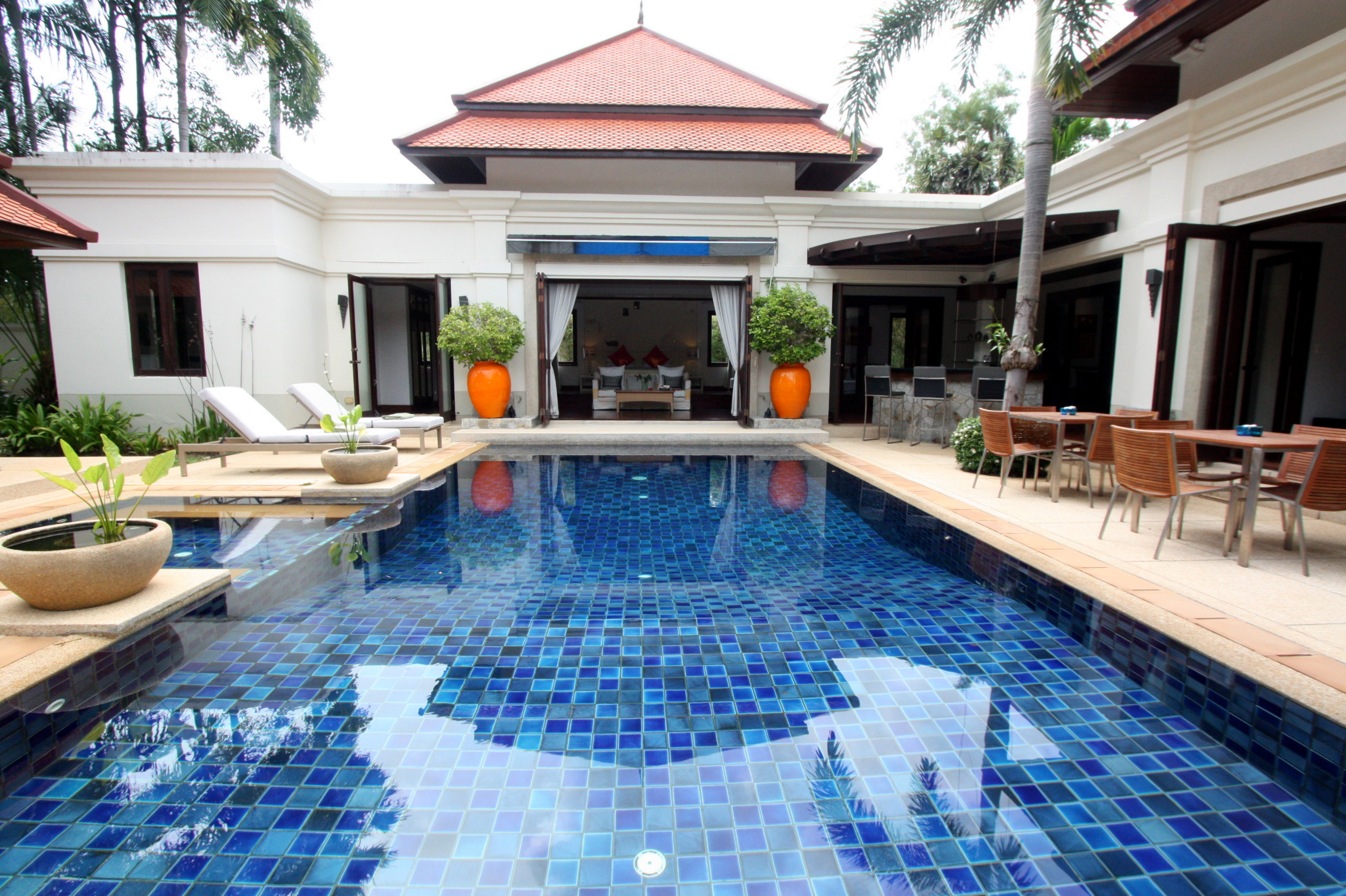 See Beautiful Family Pool Villa details