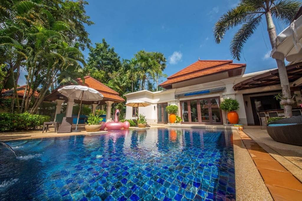 See Beautiful Family Pool Villa details