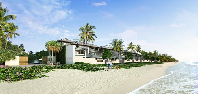 See Beachfront Ocean View Residences details