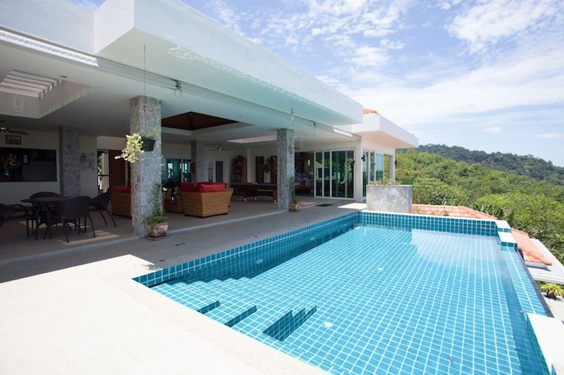 See Family Sea View Pool Villa details