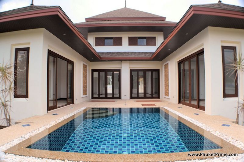 See Asian Contemporary 4-Bedroom Pool Villa - 1364 details