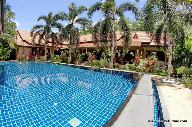 See Tropical 3-Bedroom Pool Villa details