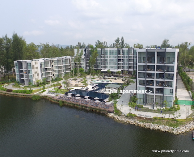 See Stunning Lake-Side 2-Bedroom Apartment - 1495 details