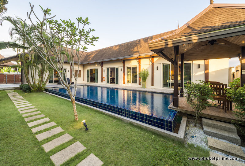 See Ultra-Modern 3-Bedroom Pool Villa - 1515 details