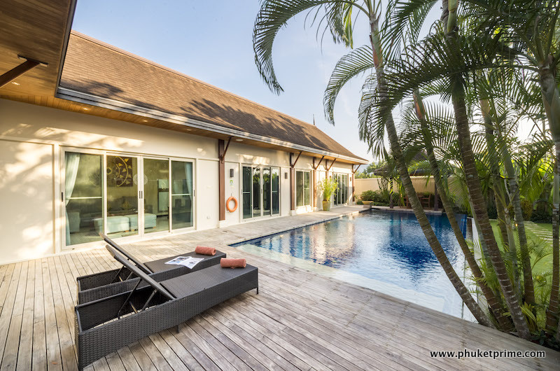 See Modern 3 Bed Pool Villa details