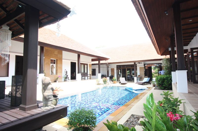 See Balinese-Style 3 Bed Pool Villa details