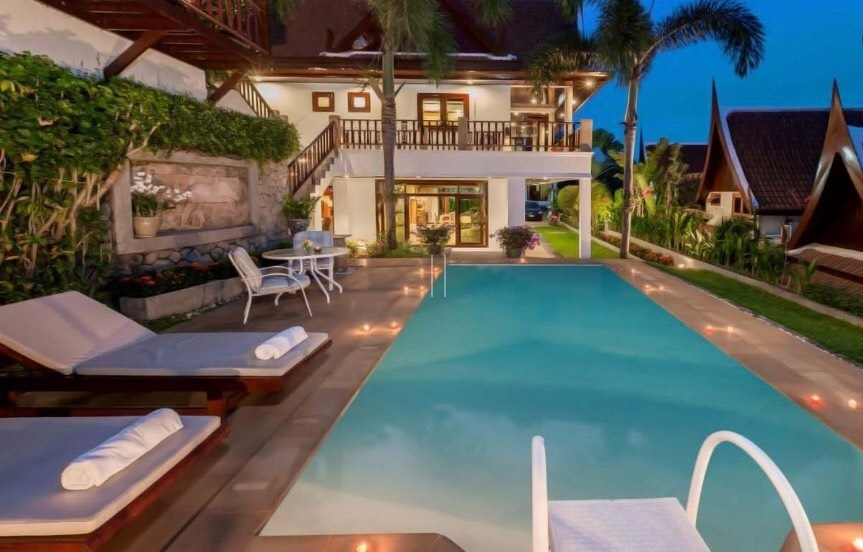 See 4 Bed Sea View Villa details