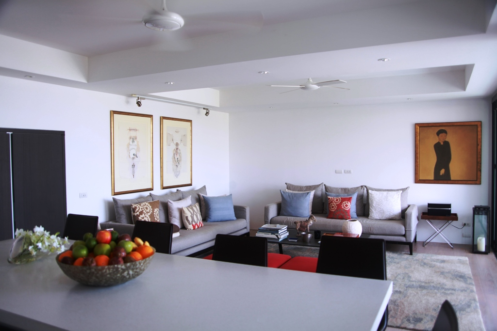 3 Bed Sea View Townhome - 1641-Surin Saan Lounge Panorama View II.jpg