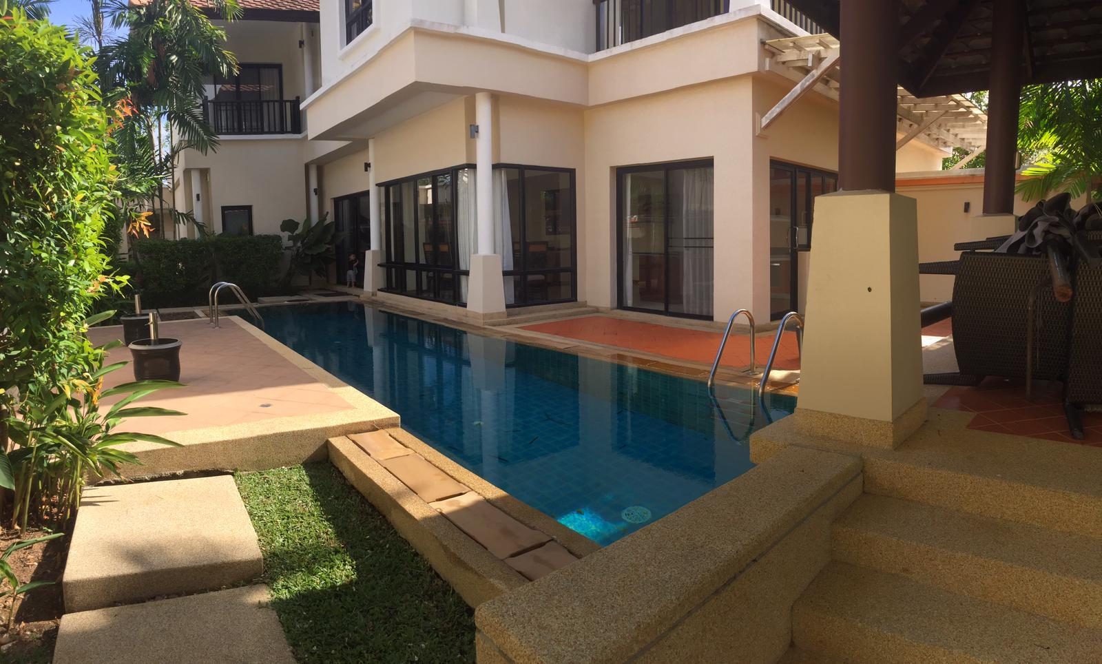 See Laguna Village 3 Bedroom Private Pool details