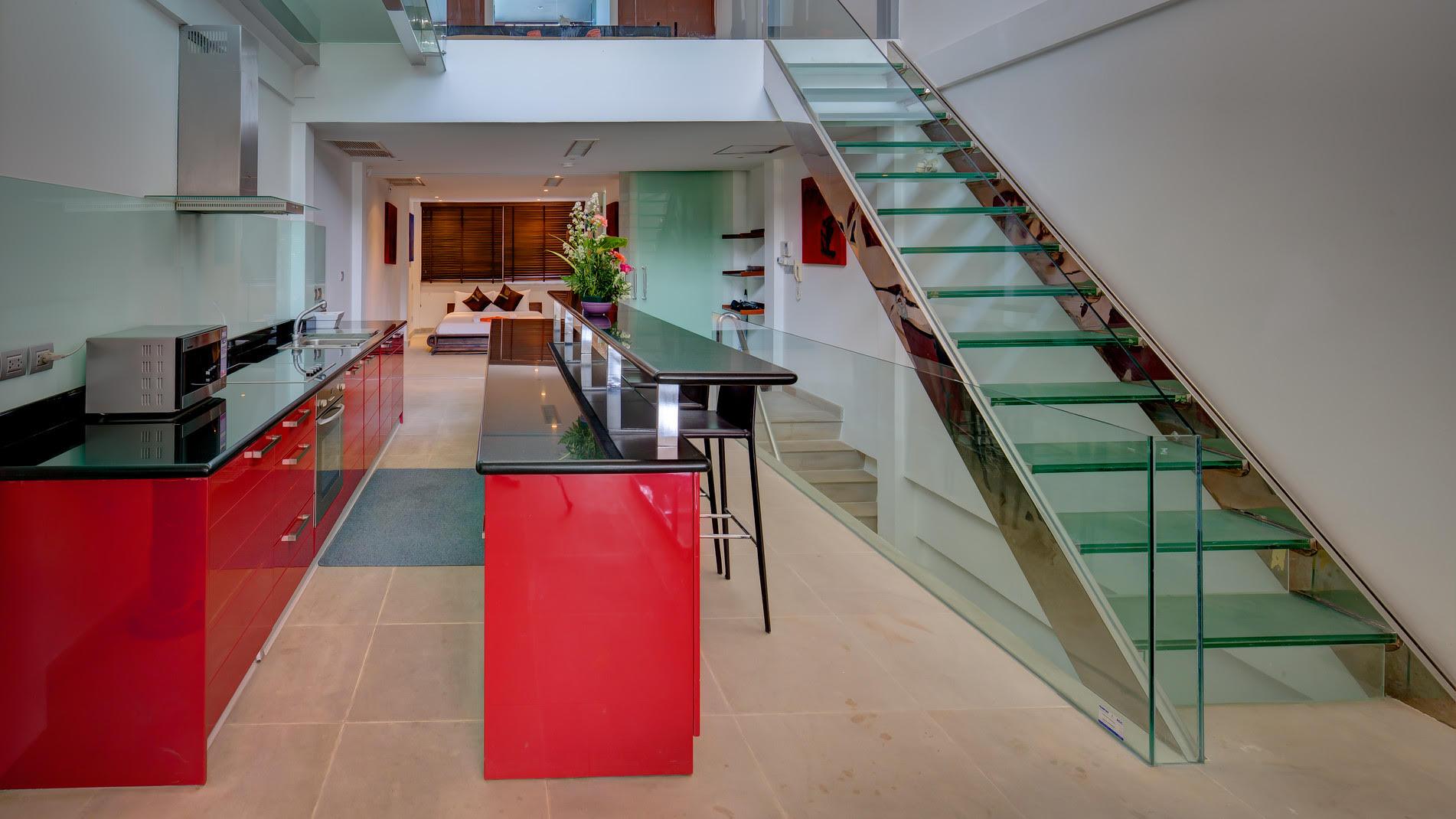 See Stylish Duplex Penthouse - Surin Beach details