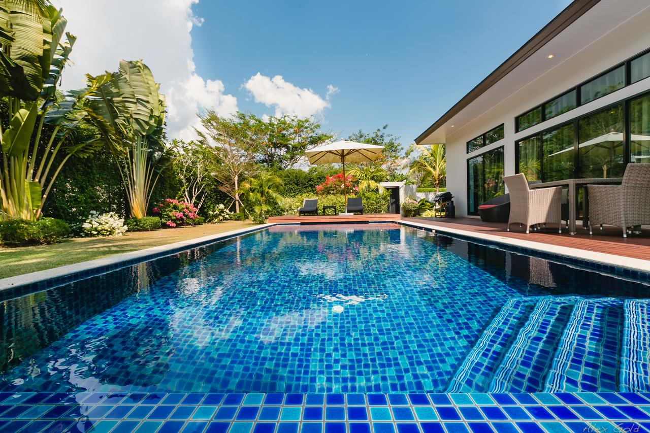 See Lovely 3 Bed Pool Villa Layan Beach details
