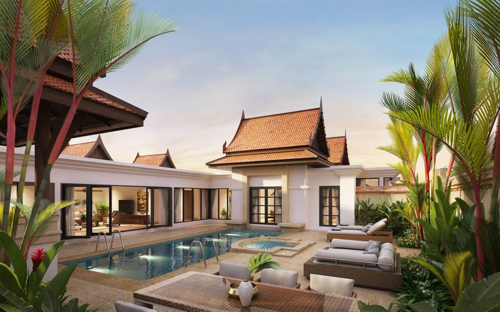 See Luxurious 3 Bed Pool Villas details