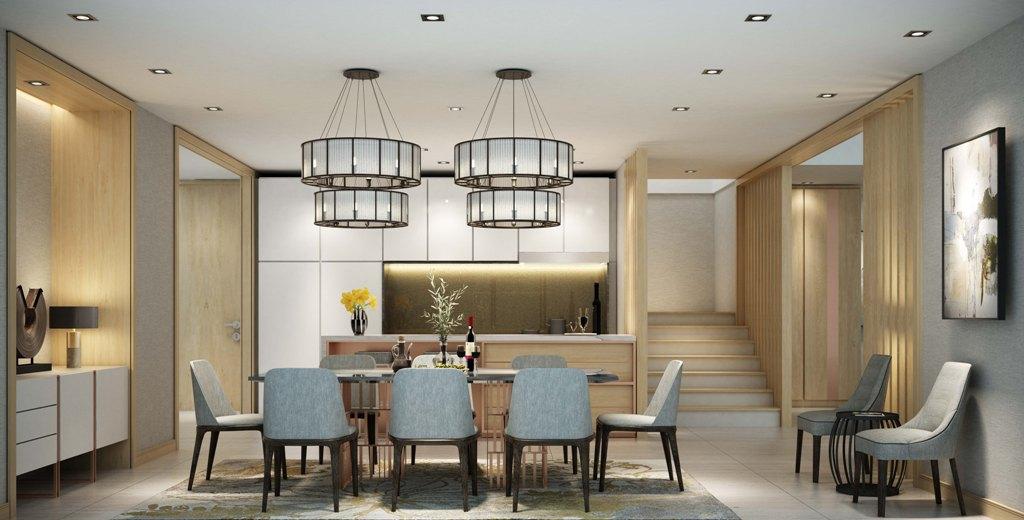 Beautiful Family Pool Villas-Prime Real Estate 1679D dining.jpg