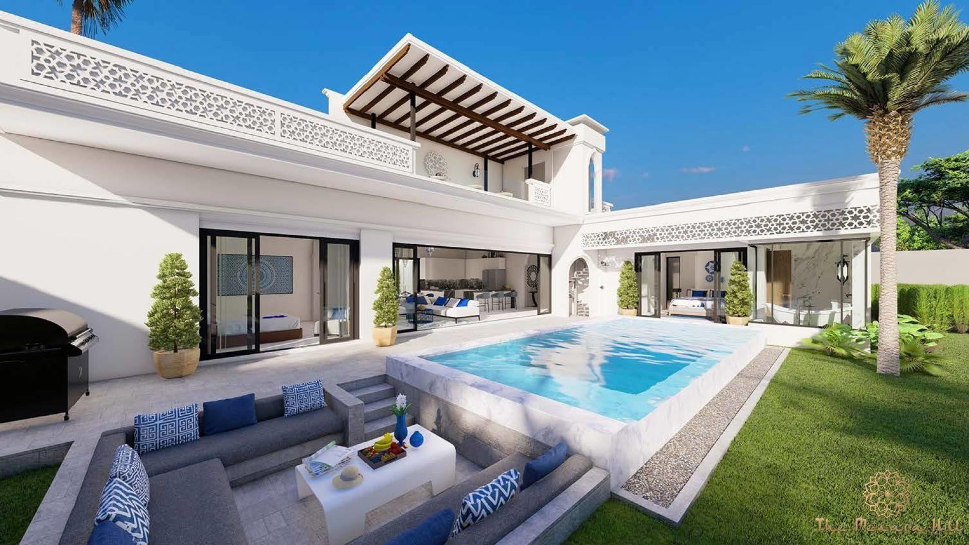 See The Menara Hill Luxury Pool Villa details