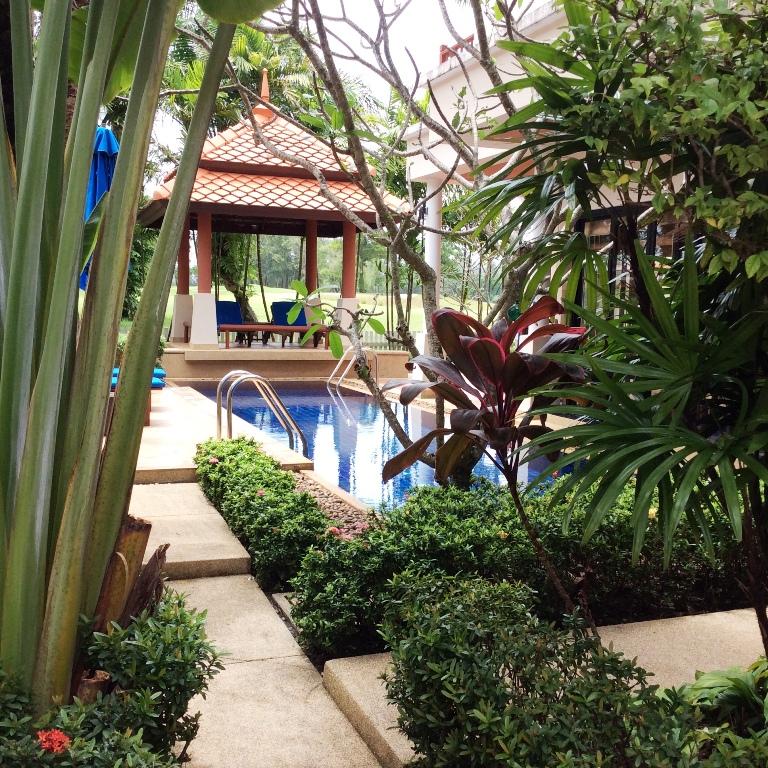 See Golf View Pool Villa details