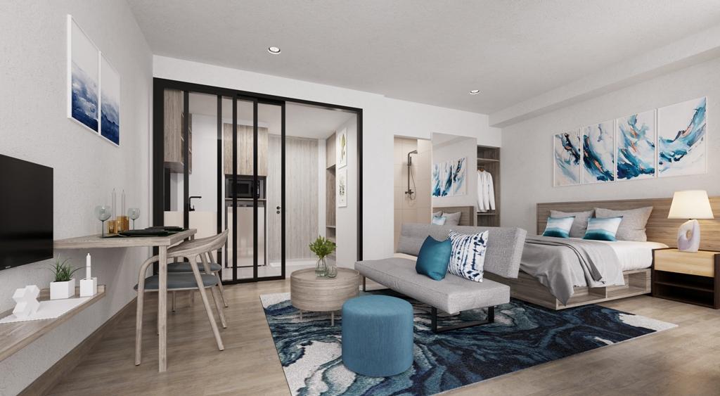 Stunning 1-2 Bed Condominiums-Prime Real Estate 1684D Sky Park paint.jpg