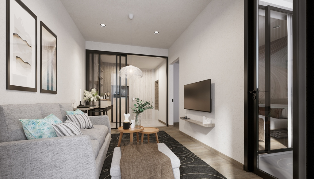 Stunning 1-2 Bed Condominiums-Prime Real Estate 1684D Sky Park living.jpg