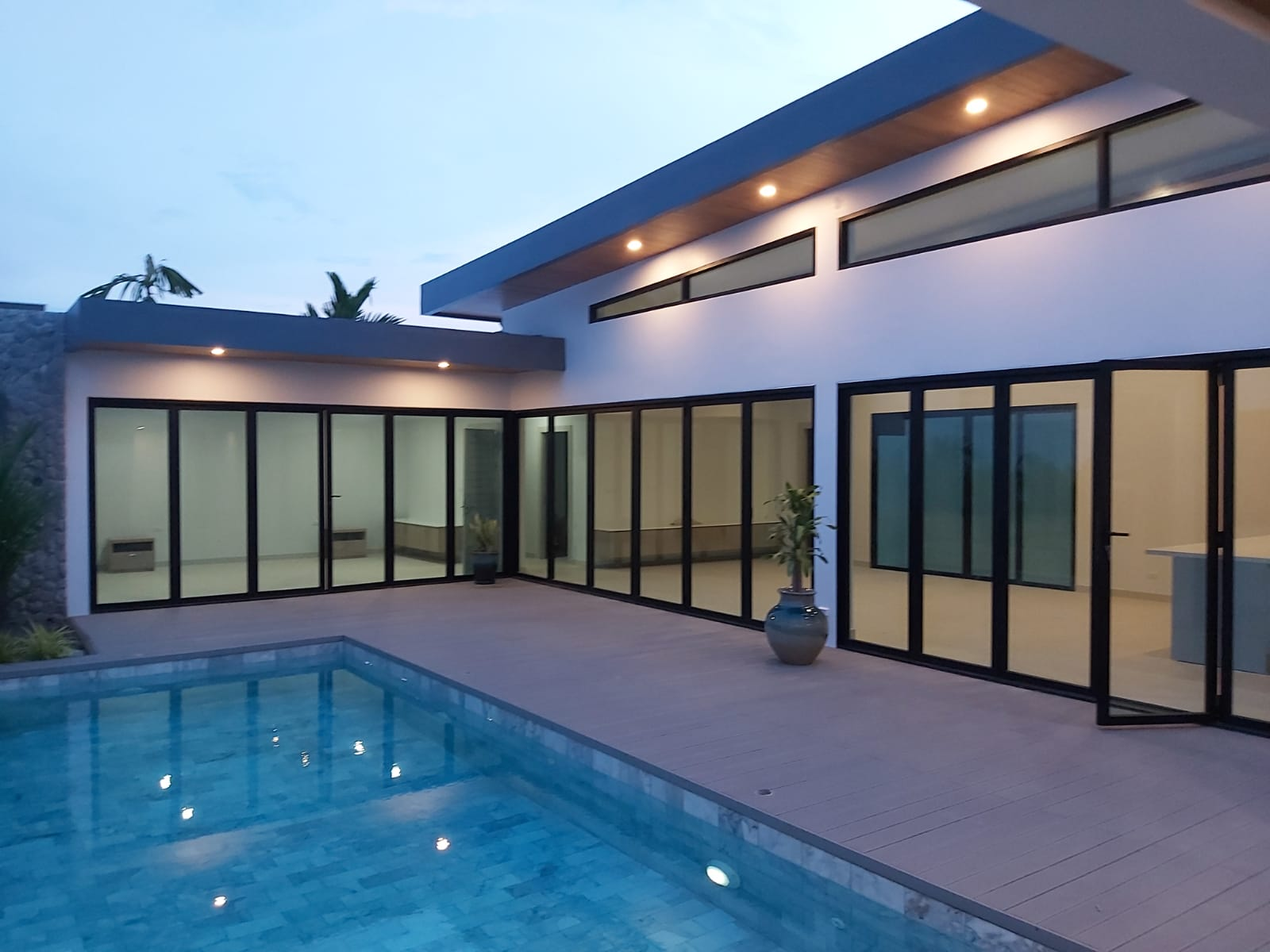 See Stylish 3 Bed Pool Villa - New build details