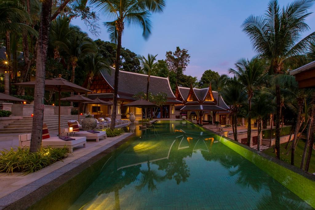Stunning Oceanfront Luxury Villa-Stunning Oceanfront Luxury Villa Prime Real Estate Phuket 1688 dusk.jpg