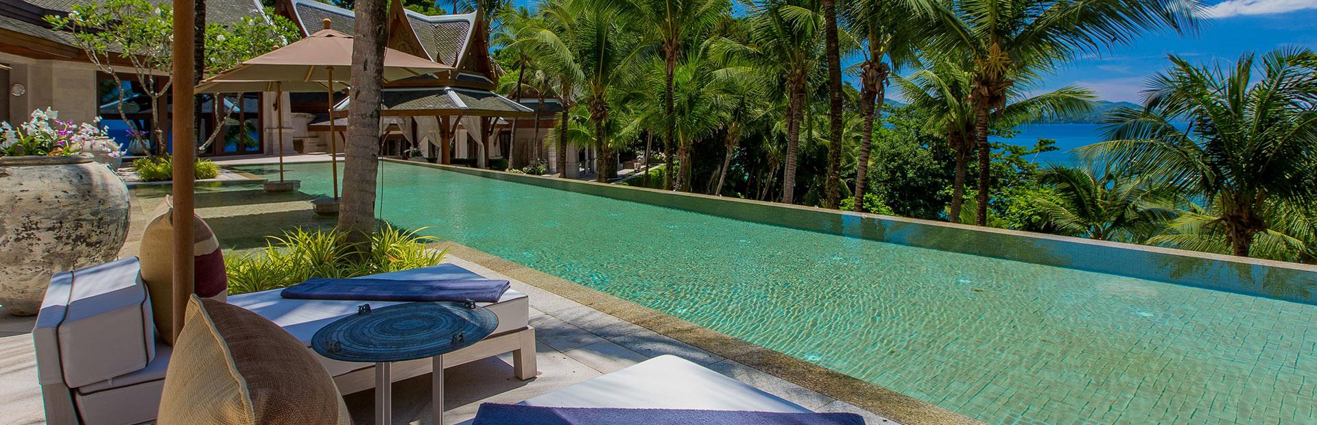 Stunning Oceanfront Luxury Villa - SOLD