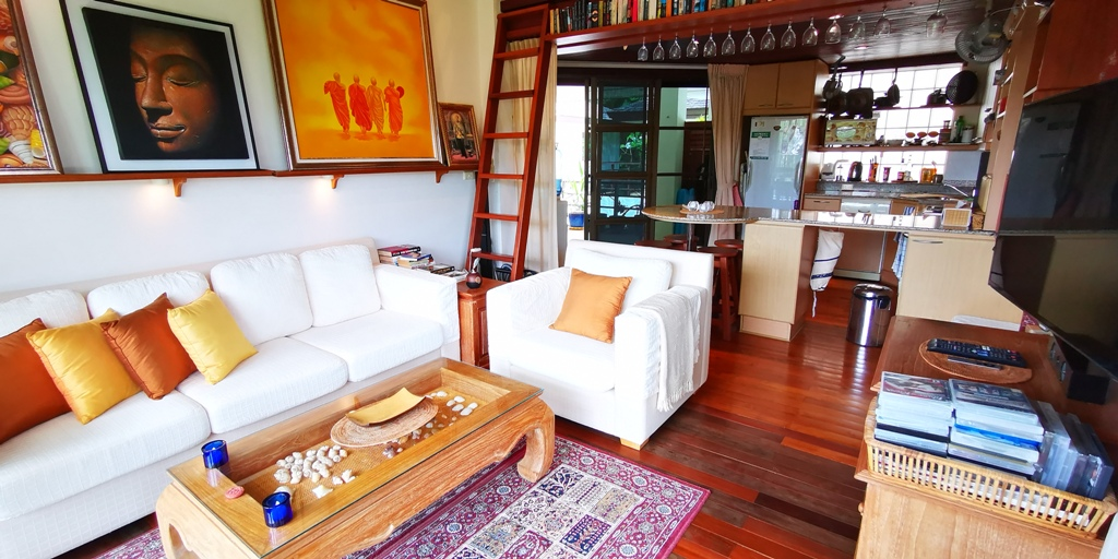 Cosy 1 Bed Apartment-Cosy 1 bed apartment Prime Real Estate 1689 living.jpg