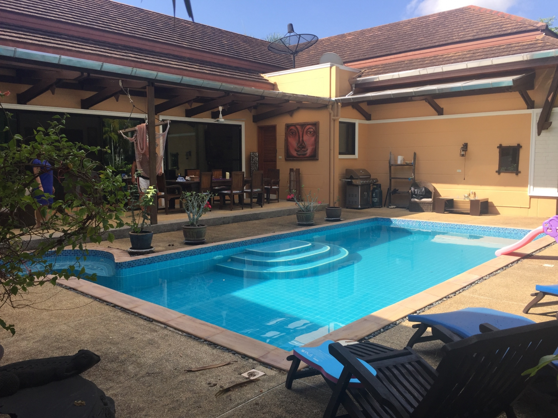 See Chalong Pool Villa - 800sqm Plot details