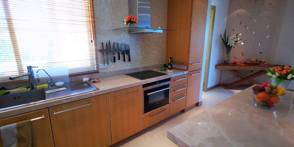 Very Rare Beachfront Apartment -Prime Real Estate Phuket 1701 kitchen1.jpg