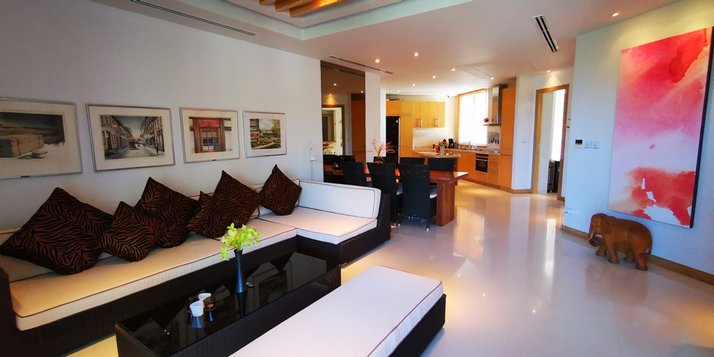 Very Rare Beachfront Apartment -Prime Real Estate Phuket 1701 Living.jpg