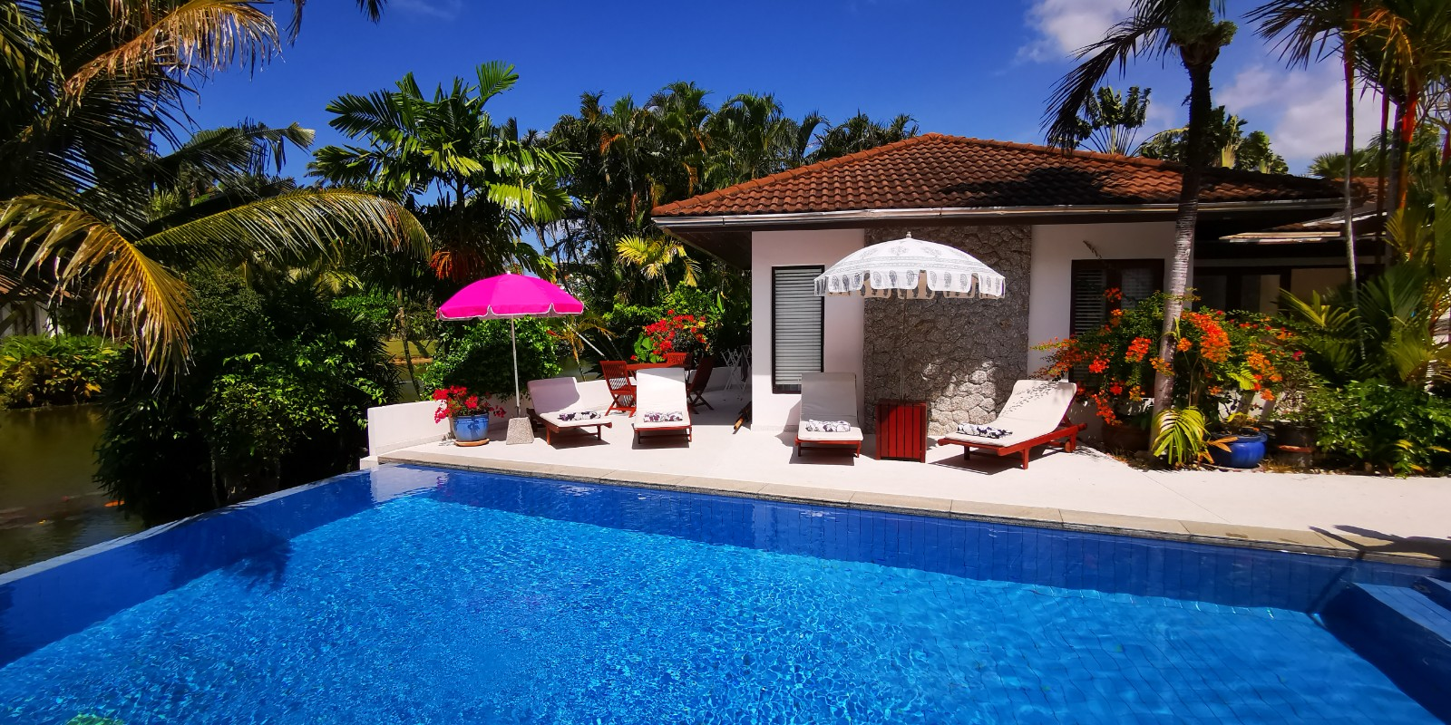 See Beautiful 4 Bed Pool Villa details