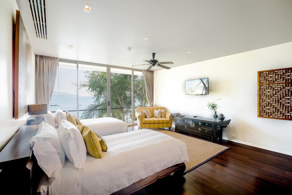 Stunning Oceanfront Family Villa-Stunning Oceanfront Family Villa 1713 twin(1).jpg