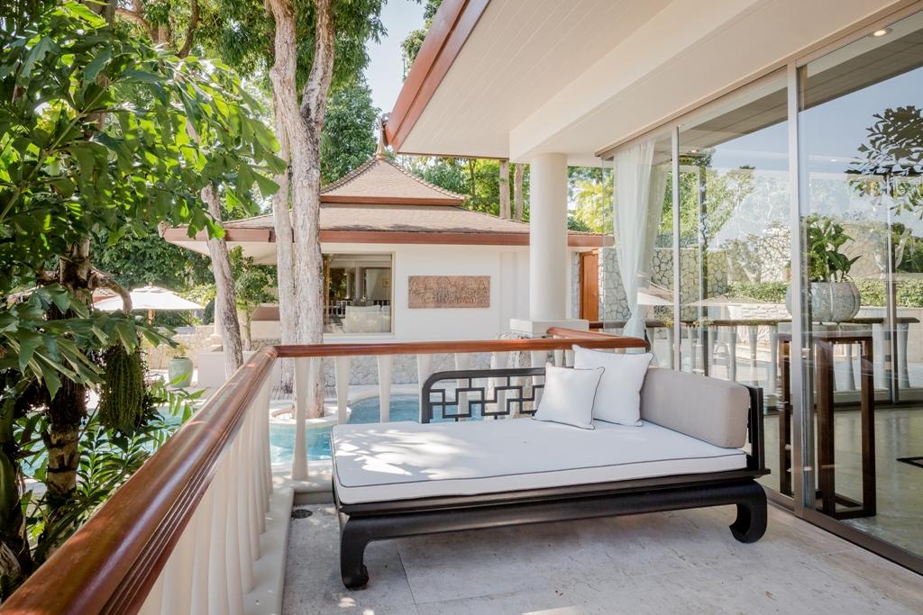 3 Bed Ocean view Pool Villa-Incredible 3 Bed Oceanview Villa 1714 Master balcony.jpg