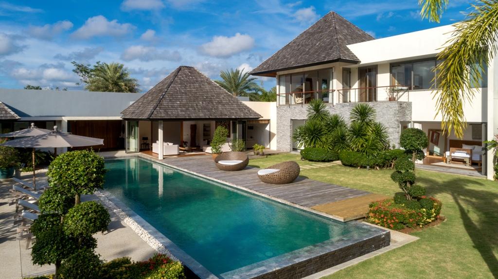 See Stunning Family Pool Villa details