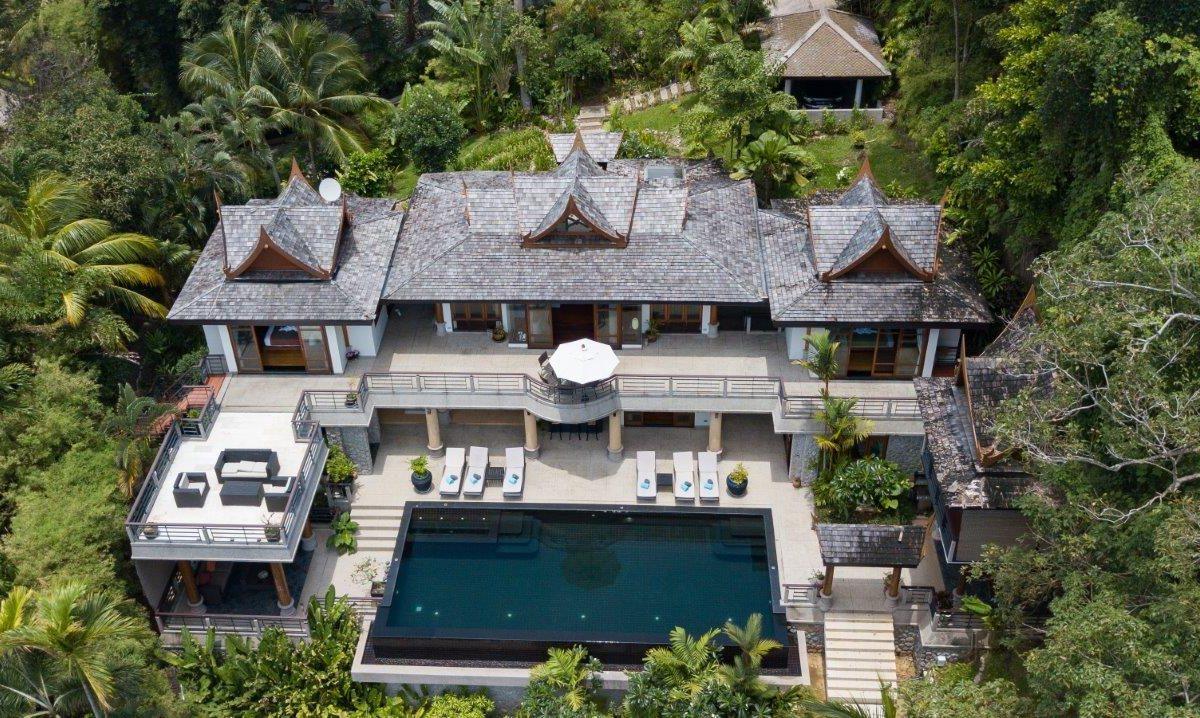 See Stunning Ocean View Pool Villa details