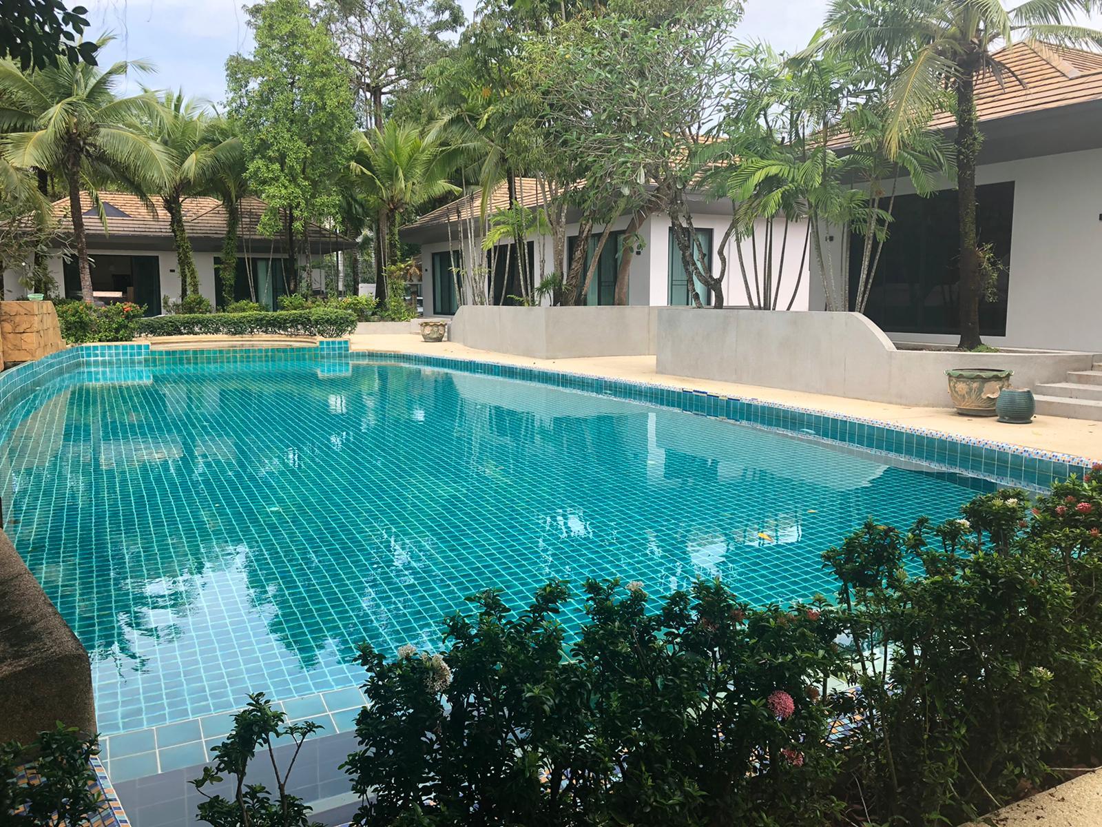 See Boutique Villa near British Int School details