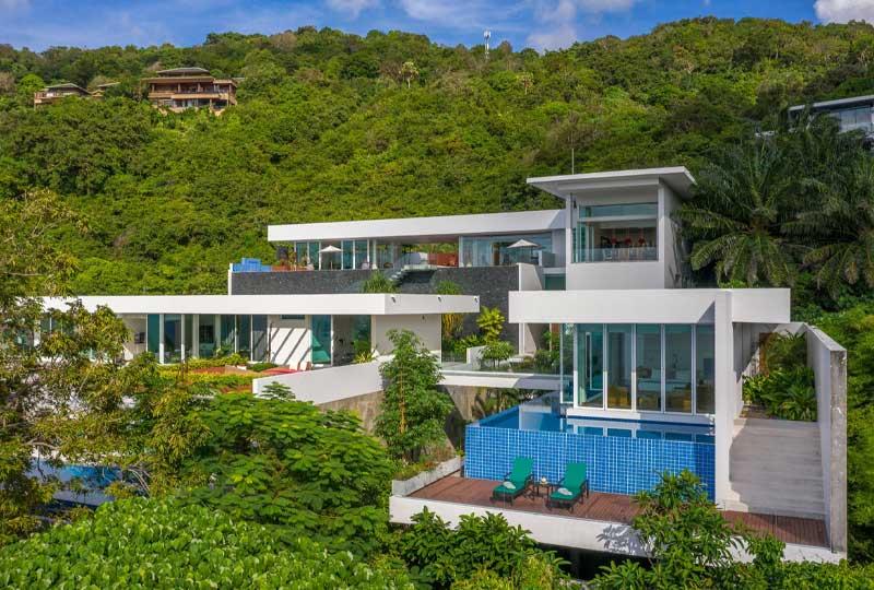 See Stunning Ocean View Villa details