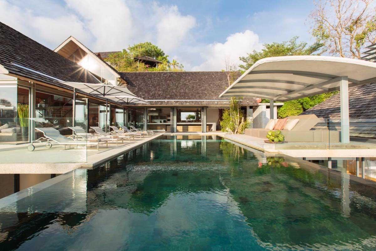 See Total Ocean View Villa details